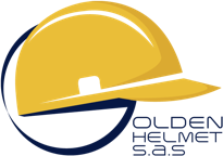 Golden Helmet Logo